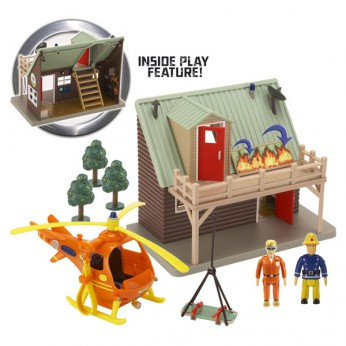 Fireman Sam Mountain Rescue Playset reviews