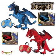 Remote Control Walking Dragon
