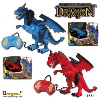 Remote Control Walking Dragon reviews