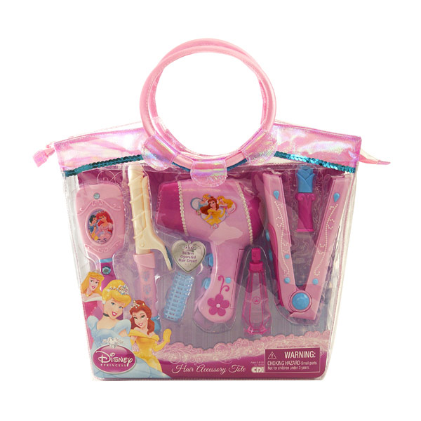 Disney Princess Hair Styling Beauty Tote Bag Reviews Toylike