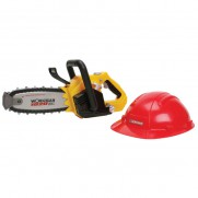 Chainsaw and Helmet Set