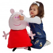 61cm Peppa Pig Large Plush