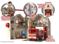 Fireman Sam Deluxe Firestation