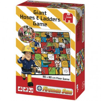 Fireman Sam Hoses and Ladders reviews