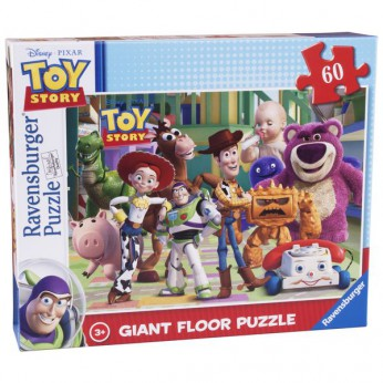 Toy Story 3 Giant Floor Puzzle reviews