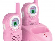 Latitude 150 Twin 2 Way Radio Pink
