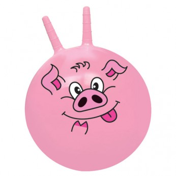 18in Pink Pig Hopper reviews
