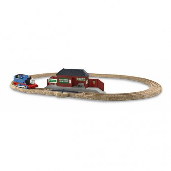 Thomas Trackmaster Maron Station Starter Set reviews