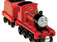 Thomas Take-n-Play James Engine