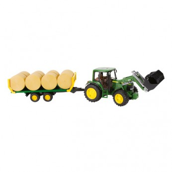 1:16 John Deere 6920 Tractor Loader with Trailer reviews