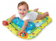 Bright Starts Tiny Turtle and Friends Prop and Playmat