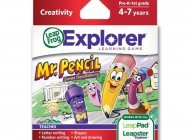 LeapFrog Explorer Mr Pencil Game