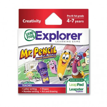 LeapFrog Explorer Mr Pencil Game reviews