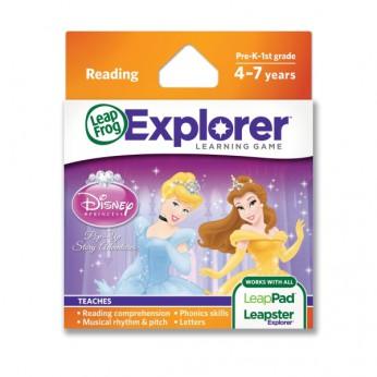 LeapFrog Explorer Disney Princess Game reviews