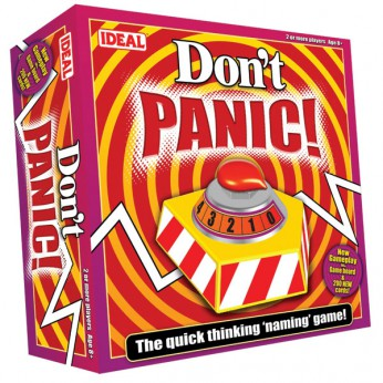 Don't Panic! reviews