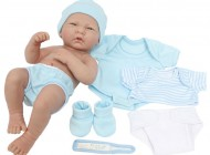 36cm La Newborn Gift Set Boy
