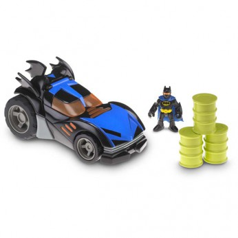 Imaginext DC Super Friends Batmobile reviews