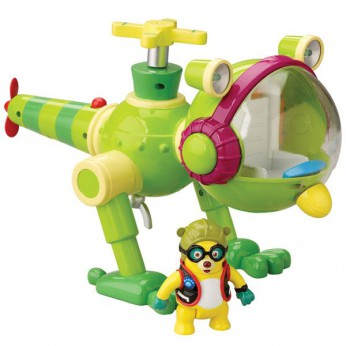 Special Agent Oso Twirly Whirly Bird reviews