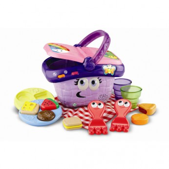 LeapFrog Shapes and Sharing Picnic Basket reviews