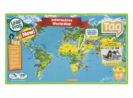 Tag Book World Map