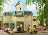 Sylvanian Berry Grove School