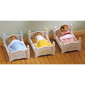 Sylvanian Triple Bunk Bed Set reviews