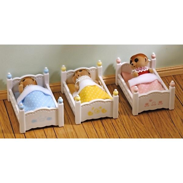 Sylvanian Triple Bunk Bed Set Reviews Toylike