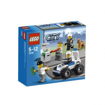 LEGO City Police Minifigure Collecion 7279 reviews