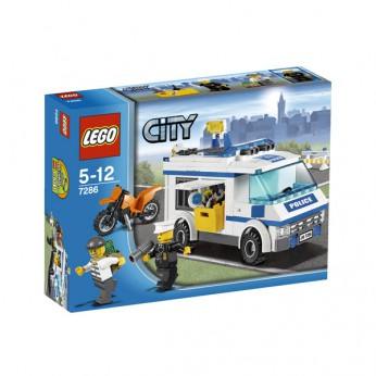 LEGO City Prisoner Transport 7286 reviews