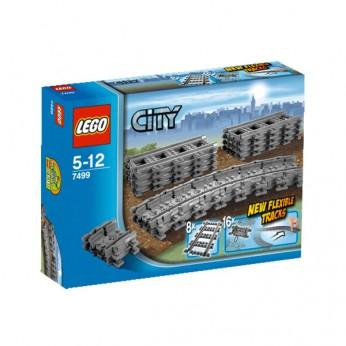 LEGO City Flexible Tracks 7499 reviews