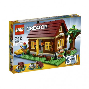 LEGO Creator Log Cabin 5766 reviews
