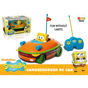 SpongeBob Squarepants Radio Control Car reviews
