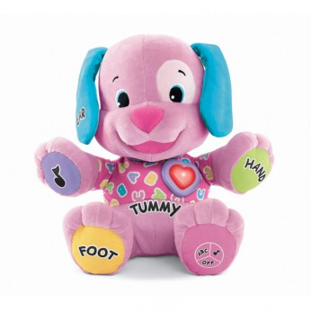 Fisher Price Laugh and Learn Puppy Pink reviews