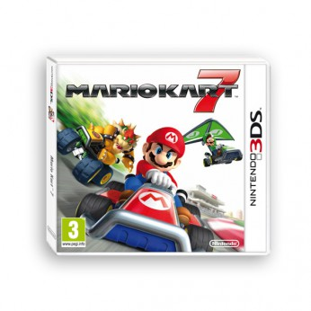 Mario Kart 3DS reviews