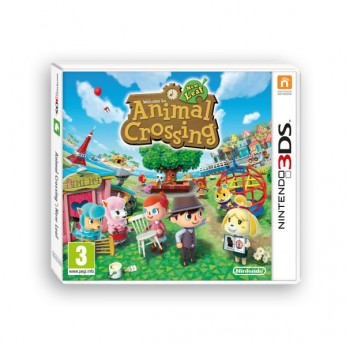 Animal Crossing 3DS reviews