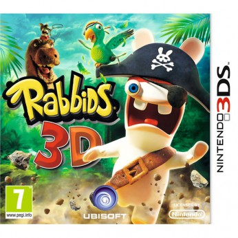 Raving Rabbids Travel In Time 3DS reviews