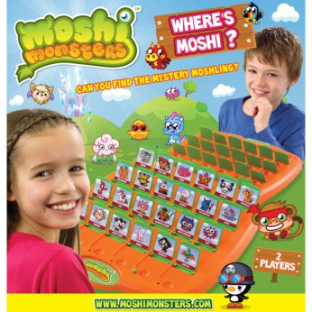 Moshi Monster Guessing Game reviews