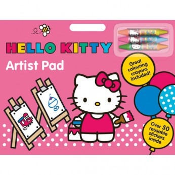 Hello Kitty Artist Pad reviews