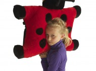 Ladybird Pillow Pals