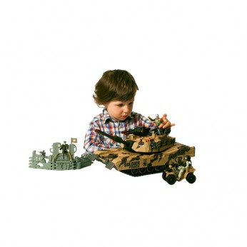 Soldier Force Destroyer Tank reviews