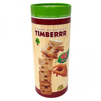 Timberrr 48 pieces in Roll box reviews