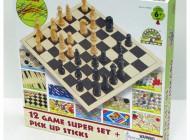 12 Game Super Set