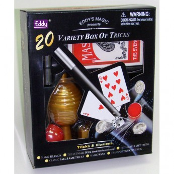 20 Variety Box of Tricks reviews