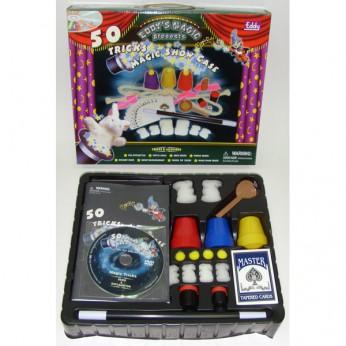 50 Tricks Magic Show Case reviews
