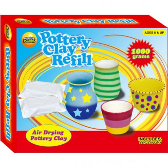 Pottery Clay Refill reviews