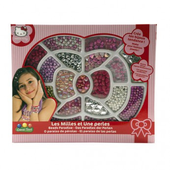 Hello Kitty Beads Set reviews