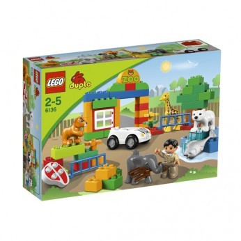 LEGO Duplo My First Zoo 6136 reviews