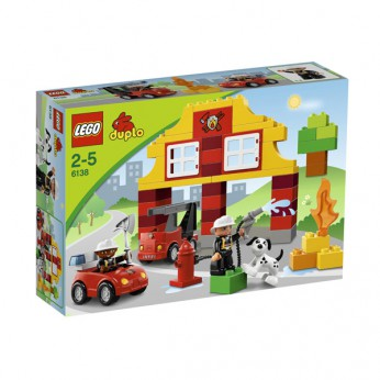 LEGO Duplo My First Fire Station 6138 reviews