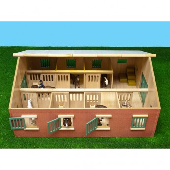 Horse stable with boxes 1:32 reviews