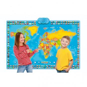 Interactive World Map reviews
